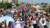 Demonstrations Across Egypt Condemn Aggression Against Gaza, Al-Sisi Treachery