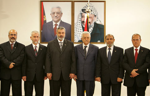 Palestinian factions in Cairo agree to new PA unity government
