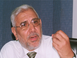 Renewal of detention for Dr. Abul Fotouh and four others