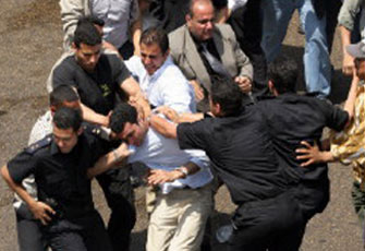 6 MP activists arrested in Port Said