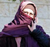 Unveiled: the Israeli women in 'burkas'