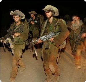 Hebrew sources: IOF troops train for possible Gaza invasion