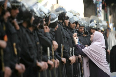 Will Egypt's police officers go on strike too?