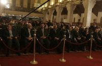 Muslim Brotherhood Attends First Christmas Celebrations Following Toppling of Mubarak