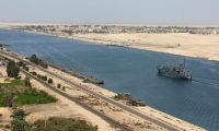Suez Canal Development Chief: Project Will Be Economy Locomotive