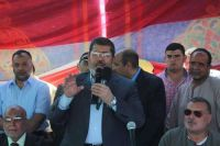 Morsi in Obour Market: Era of Injustice, Repression and Despotism is Over