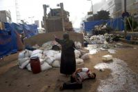 Muslim Brotherhood, Egypt Anti-Coup Icons Reject Government Rabaa Massacre False Report
