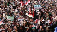 Two Anti-Coup Women Rallies to Egypt MoD and National Council for Human Rights