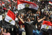Brotherhood Youth End Peaceful Sit-In In Tahrir After Commemorating Day of Rage