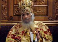 Muslim Brotherhood, Freedom and Justice Party Offer Condolences to Egypt's Copts over Death of Pope Shenouda III
