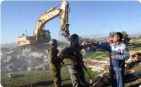 IOF soldiers kill two Palestinian civilians, demolish property in WB