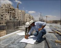 Peace Now: Israel building 14 new housing units in OJ