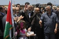 Haneyya: Palestinians on Threshold of Promising Future