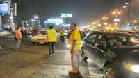 Muslim Brotherhood Youth Control Traffic on Egypt's Streets During Ramadan