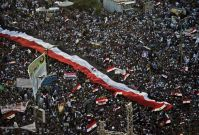 Statement from Pro-Democracy Masses of Egyptian People in All Liberty Squares Across Egypt