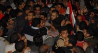 MB Youth Save Foreign Woman From Thug Attack in Tahrir