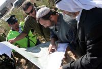 Jewish settlers annex Palestinian land south of Nablus