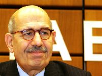 Why people sympathize with ElBaradei