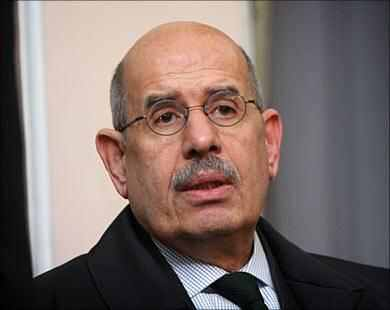 ElBaradei: Once the snowball Rolls, It's Impossible to Stop