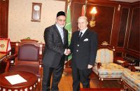 MB Chairman Receives Italian Ambassador