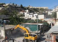 IOA begins a campaign of demolition in OJ, plans 12,000 housing units