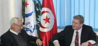 Ghannouchi to EU Delegation: Tunisia Seeks Constitution for Democracy, Rule of Law, Freedoms