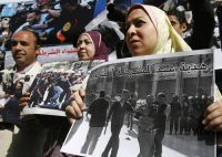 Egyptian opposition: Regime has reached lowest level of behaviour