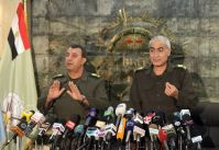 Military Announces Regulating Laws to Political Rights and Elections