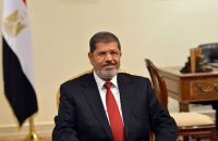 Morsi Meets with First U.S. Official Sunday