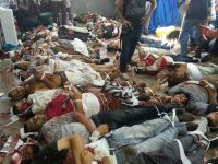 Muslim Brotherhood Marks Thousand Days Since Coup Massacre of Rabaa Peaceful Protesters