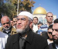 Sheikh Salah announces participation in flotilla heading to Gaza