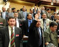 Clashes between MB and NDP over State's budget