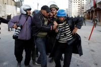 Rights Organization: Coup Forces Attack Foreign and Egyptian Journalists Covering Protests Monday