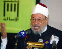 Al-Qaradawi: Perpetrators of Alexandria 's Blast Criminals Are Blood-Assassins and Non-Muslims