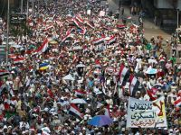 Pro-Democracy National Alliance Praises 'Egypt Speaks Revolution' Raging Protest Wave