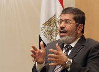 Morsi Discusses Cooperation with Islamic Trade Finance Corporation Chairman