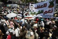 Egypt's Muslim Brotherhood Vows to Continue Commitment to Peaceful Protest, Defiance to Topple Junta