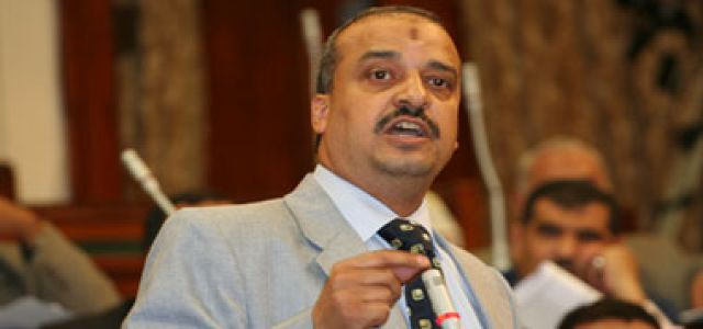 URGENT: Sources report arrest of Egyptian MP on board the