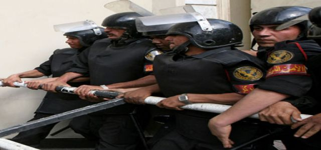 Report reveals overcrowding of Egyptian prisons.