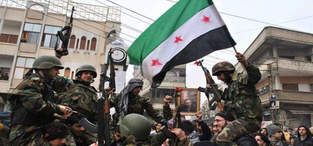 Free Syrian Army Denies Egypt Muslim Brotherhood Supplied Arms