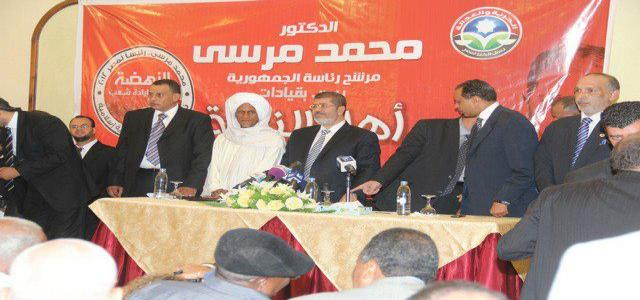 Morsi Vows Nubians Return to Own Lands and Homes