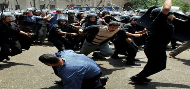 Muslim Brotherhood leaders detained
