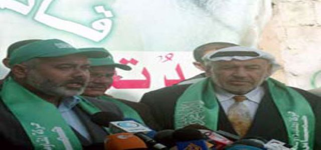 Hamas and al-Qaida: The Prospects for Radicalization in the Palestinian Occupied Territories