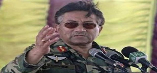Pervez Musharraf leaves a fractured Pakistan