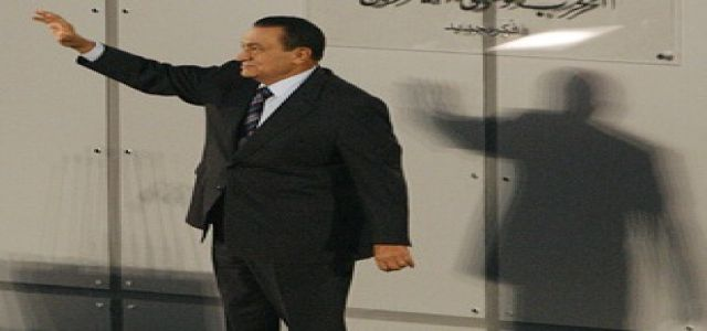Mubarak rejects foreign pressure