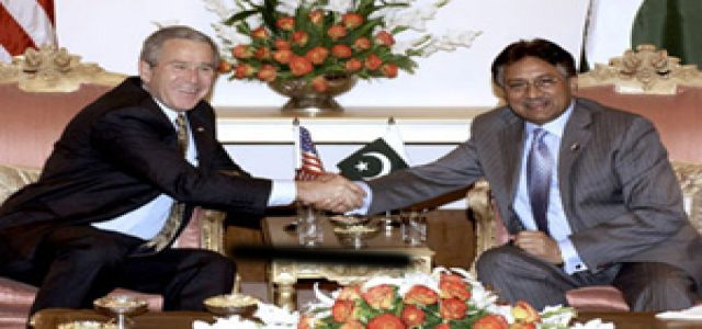 Will Bush Endorse Musharraf's Election Rigging?