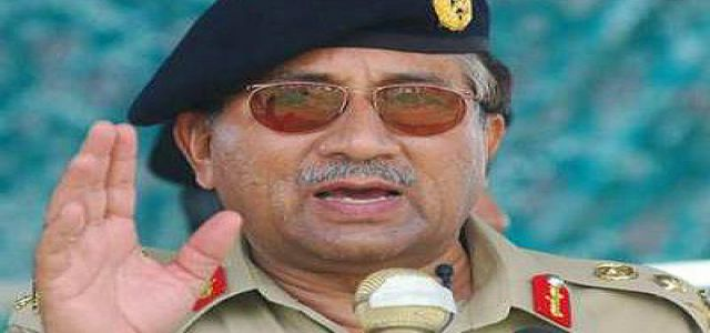 ISI's Desperate Bid To Save Musharraf