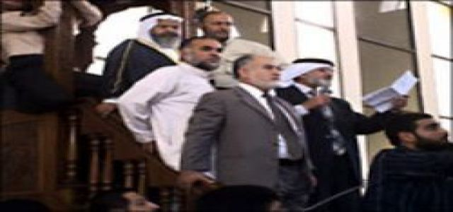 Gov't Supporters Sweep Jordanian Parliamentary Elections