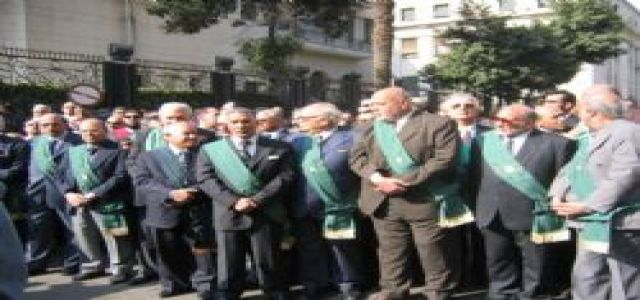 Alexandria Judges Demand Urgent General Assembly