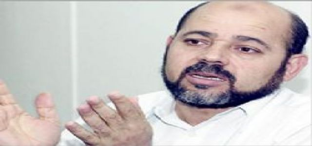 Abu Marzouk: Cairo should provide all reasons for success of dialog